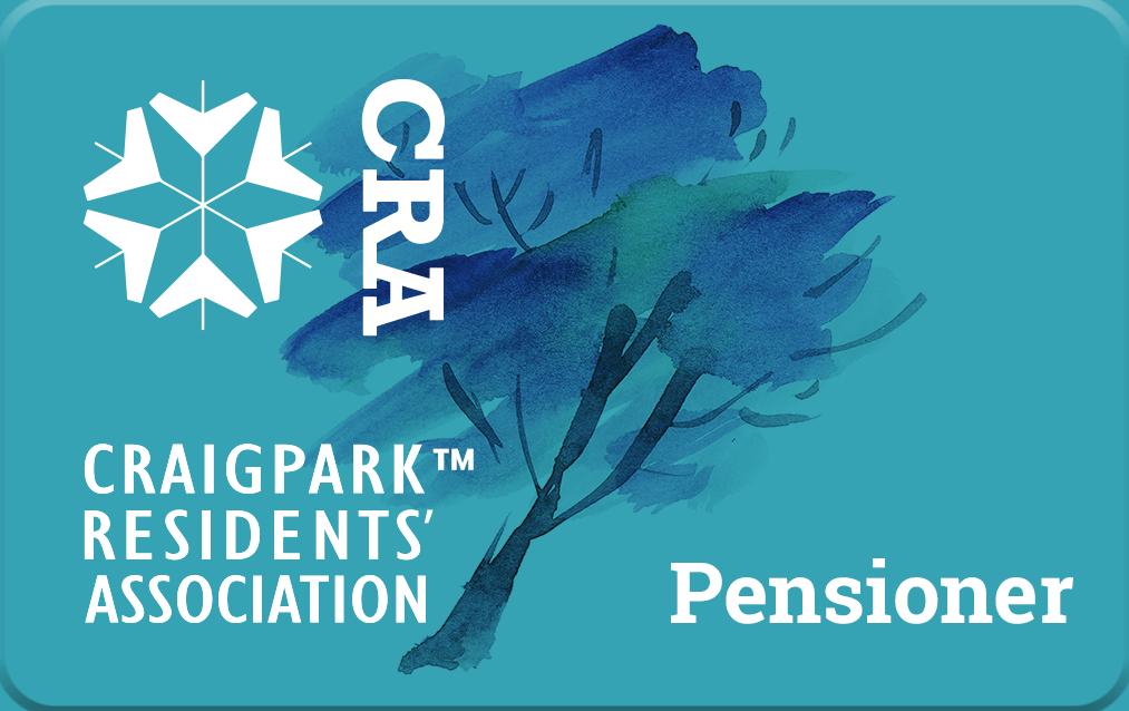 Pensioner Membership